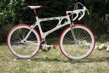 fet sykkel