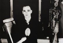 Anton Corbijn - Boy George / Dutch Photographer