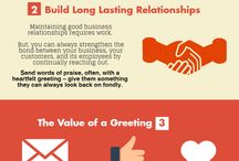 #Business Tips Infographics