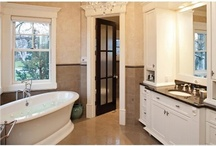 Bathrooms / Incredible bathrooms to inspire the designer inside or to buy for your own.