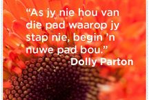 Zuid Afrikaanse wijsheden