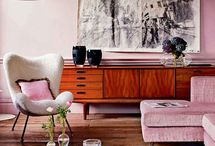 Decorating with Shades of Pink