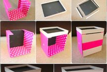 BOX ORANIZER / by Jessica Avery