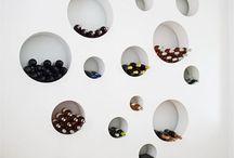 my wine wall