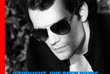 GQ Magazine / by Henry Cavill and the Cavillry