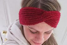 DIY Christmasgifts / free knitting patterns