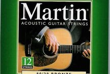 Instrument Accessories - Acoustic Guitar Strings