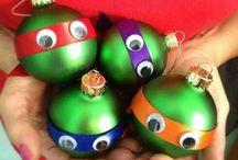 Kids Christmas Decorating