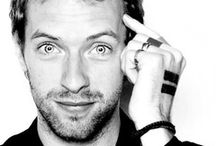 """Coldplay / """"I'm very proud of my band, and when we're playing together, I love it. It's given me everything good in my life. Everything."""" Chris Martin / by Alyssa Cypher"""
