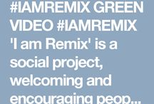 IAMREMIX / I AM REMIX  'I am Remix' is a social project, welcoming and encouraging people of all ages and abilities from around the world, to make a 2 minute video explaining or describing any subject that you know a lot about, or are passionate about, using only 'I am'. http://www.iamremix.com/  track featured - green - from soundscapes [04] (no machines were harmed in the making of this album) --- https://youtu.be/RrzfBgTCwIQ #iamremix #IAMREMIX