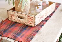 TIDBITS Fall / DIY Projects and Home Decor for Fall time.