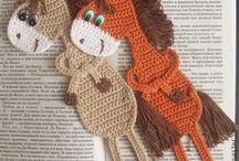 Knitted&Crochetted toys
