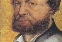 Hans Holbein: The Art of Politics  / German artist Hans Holbein the Younger struggled to win the commissions that brought him legendary fame. Read my blog post: http://englishhistoryauthors.blogspot.com/2013/11/hans-holbein-politics-of-art-in-court.html