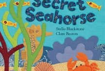The Sea / All of the things for a fabulous story time Under The Sea