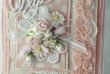 Floral card ideas