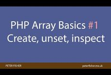 PHP Array Tutorials
