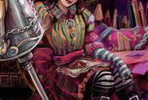Alice doll.