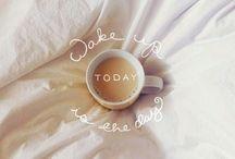 Vitasnella {Sveglia in leggerezza} / #PerChi ama i risvegli leggeri e il 'buongiorno' sussurrato con ottimismo!