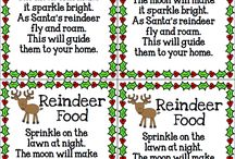 Christmas Countdown - Reindeer Day