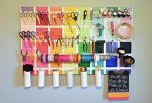 pokój rękodzielnika / crafting corner