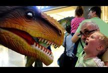Dinosaurs videos for kids