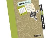 Smash Books and Journals / by Mary Wallace Arnold