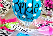 Wedding plans// Bride