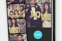 W - Photo booth