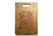 Cutting Boards / Custom Engraved Cutting Boards