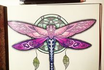 Coloring book / Johanna Basford