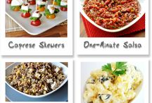 Side dishes / Sides, hot or cold.  / by Kristal Stevens