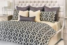 Bedding / Get inspiration for you bed from the brands you'll find at Paper Doll Interiors.