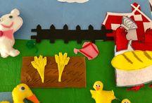 Kindergarten / Stories
