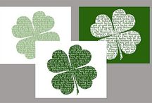 Holidays: St. Patricks Day / by Holly Brown