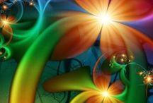 Цветовые фантазии