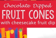 Summer Treats for Kids / Keep the kids happy with these summer treats!