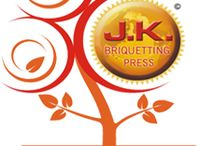 Biomass Briquetting Press / Briquetting Press, Briquetting Plant Machine, Biomass Briquette Machine - Supplier & Manufacturer  in India. Buy High Quality Briquettes unit Machines with free technical support after sale also.