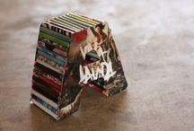 Revistas recicladas