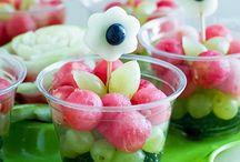 Fruit food baby