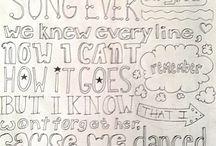 1D song lyrics