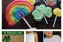::holidays:: St. Patrick's Day / by Jeni Elliott // The Blog Maven