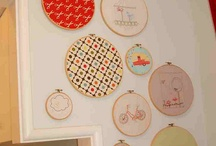 embroidery / by Tanya Richardson