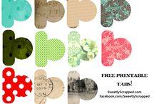 Free Printables / Para imprimir gratis!