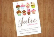 Party Invitations / by Susie Otto