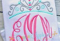 Embroidery & Applique
