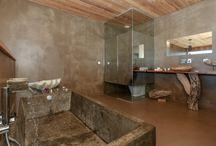 NSR Resort - Ponte Delgada - Portogallo / posa di Ultratop Loft a pavimento e a parete