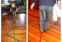 Kid's Corner: Crafts & Learning / Child development activities