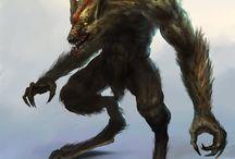 Character Design - Creature