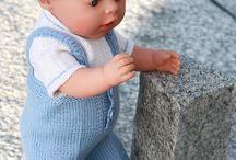 Breipatroon kleine baby born