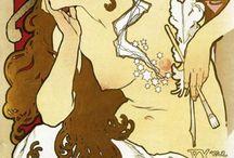 Art Nouveau / Mucha,